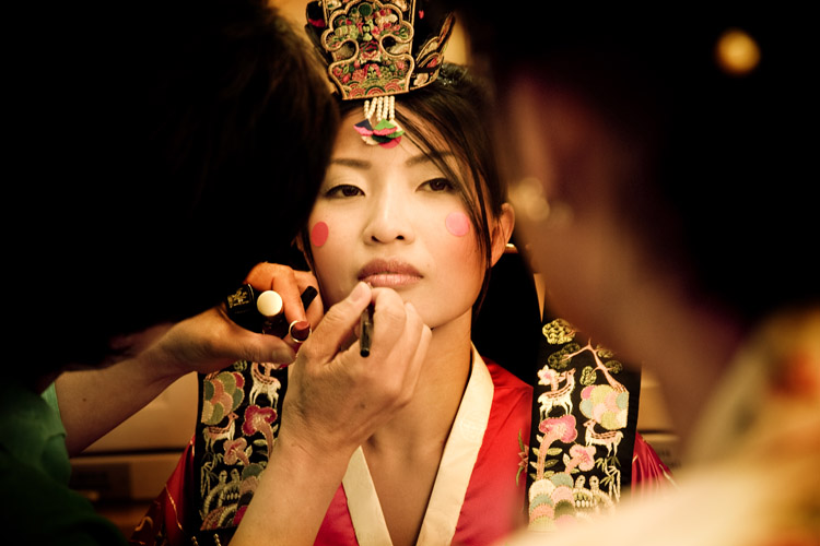 traditional korean wedding in walnut creek