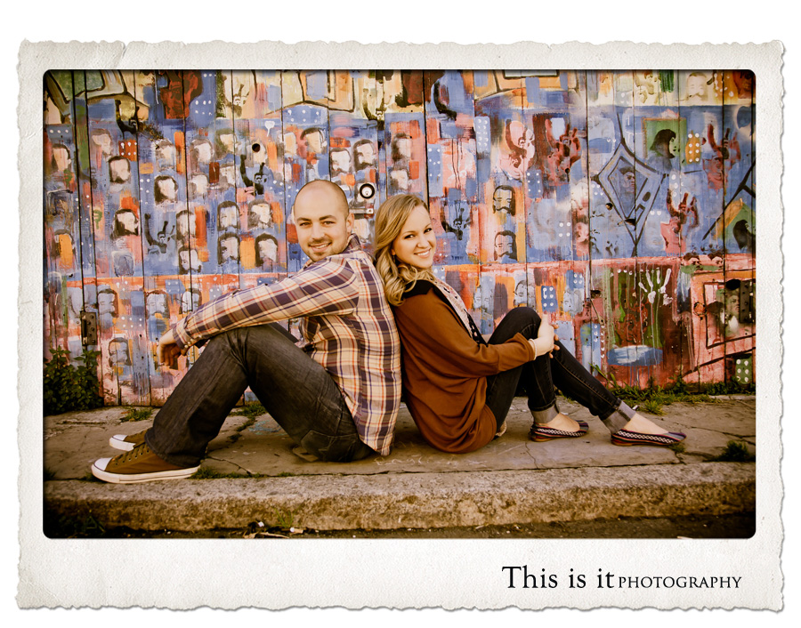 affordable engagement session photographer in San Francisco