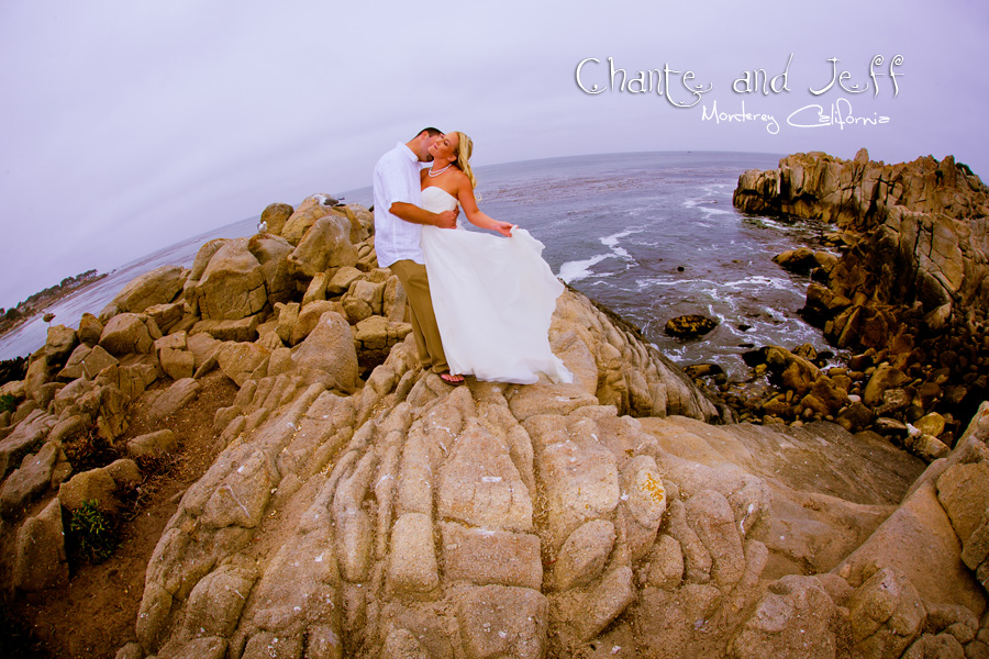 lovers point beach wedding photo by This is it Photography
